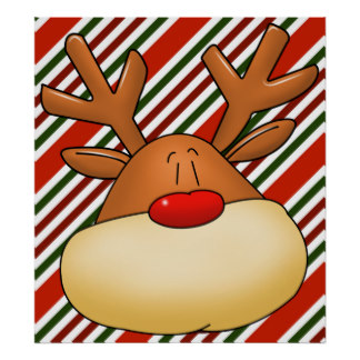 Rudolph Posters.