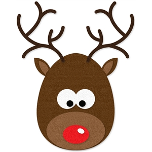Rudolph The Red Nosed Reindeer Clipart & Rudolph The Red Nosed.