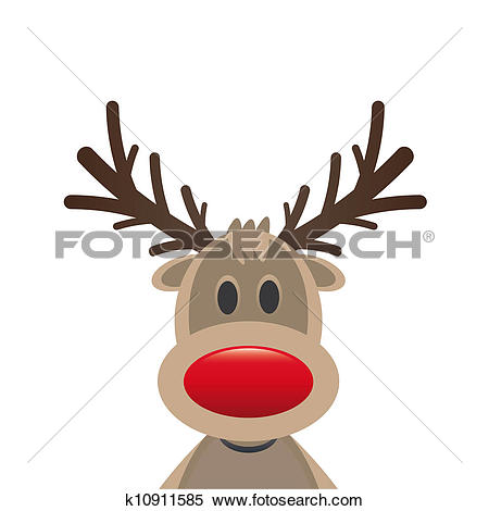 Rudolph nose Illustrations and Clip Art. 434 rudolph nose royalty.