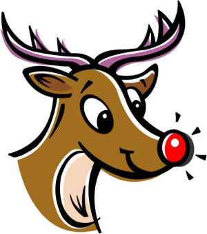 Free Christmas Cliparts Rudolph, Download Free Clip Art.
