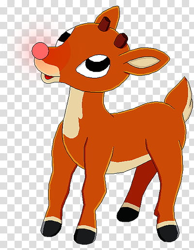 Rudolph the Red.