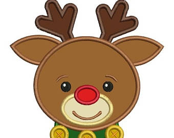 Rudolph red nose.