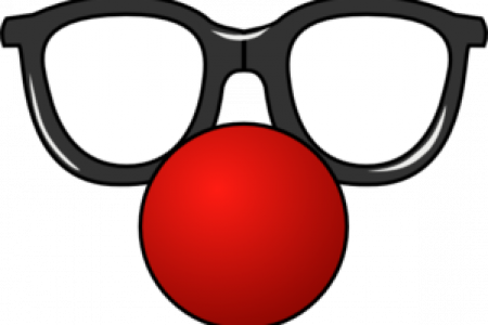 Red Nose Day Clip Art.