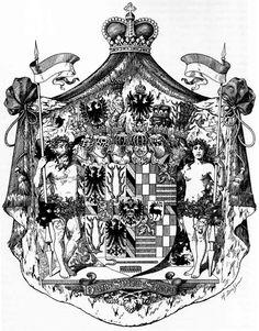 """Kingdom of Bavaria, """"Album der Deutschen Reichs."""
