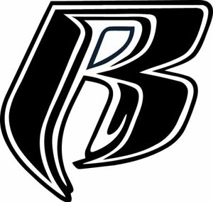 Details about 2 RUFF RYDERS Music Decal Sticker.
