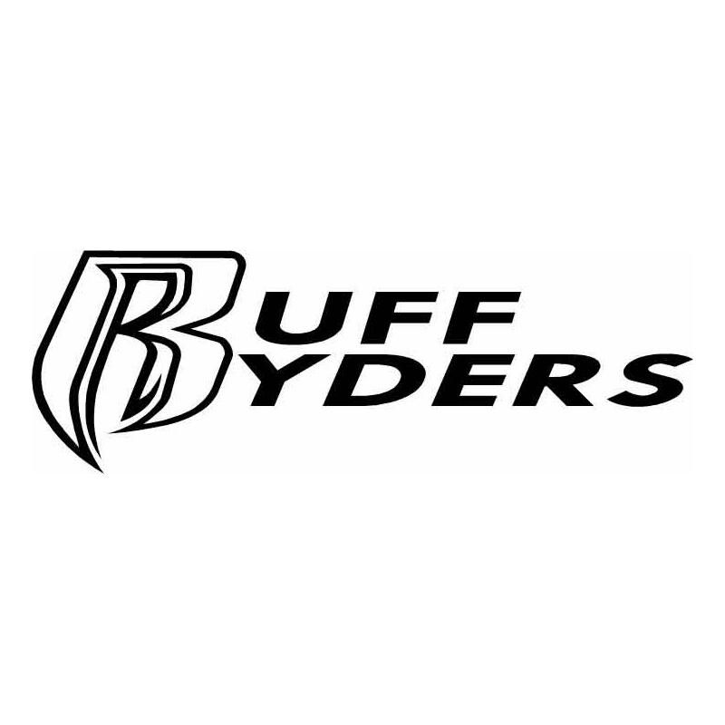 Performance Logo Decal RUFF RYDERS.