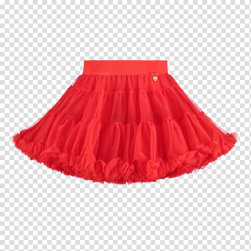 Skirt Tutu Ruffle Clothing Red, red tutu transparent.