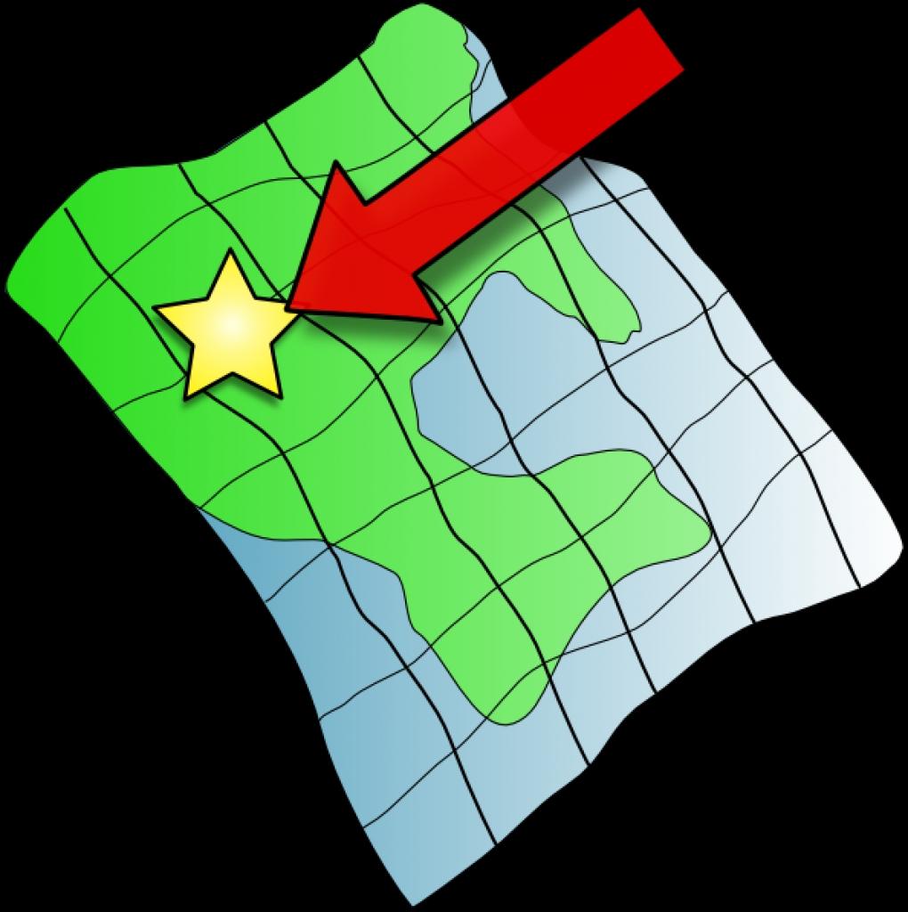 Ruffled Map Clip Art At Clker Vector Clip Art Online.