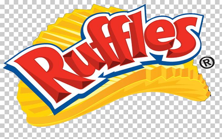 Ruffles Logo Potato chip Advertising Food, logo PNG clipart.
