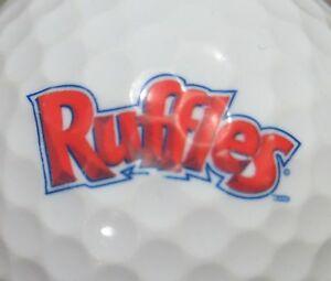 Details about (1) RUFFLES POTATO CHIPS LOGO GOLF BALL.