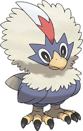 Rufflet Pokédex: stats, moves, evolution, locations & other forms.