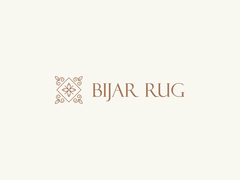 Bijar Rug Logo by Arian Rad on Dribbble.