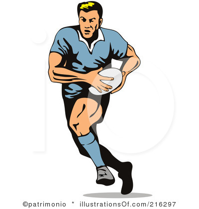 Rugby clipart free.