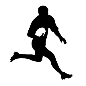 Rugby League Clipart.