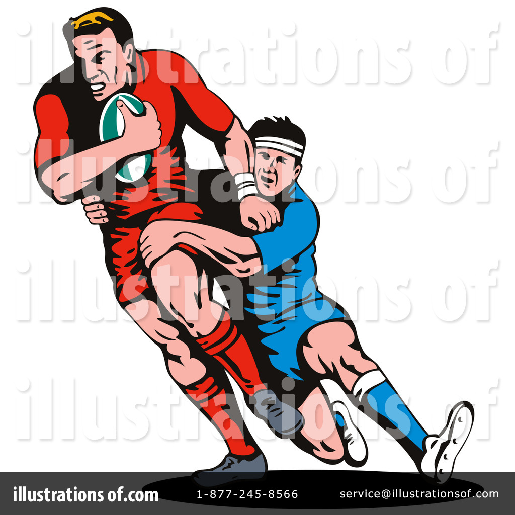 Rugby Clipart #216365.