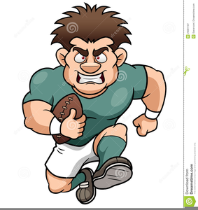 Free Springbok Rugby Clipart.