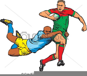 Free Rugby Union Clipart.