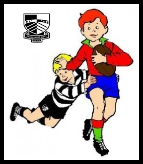 Easter Kids' Rugby Camp.