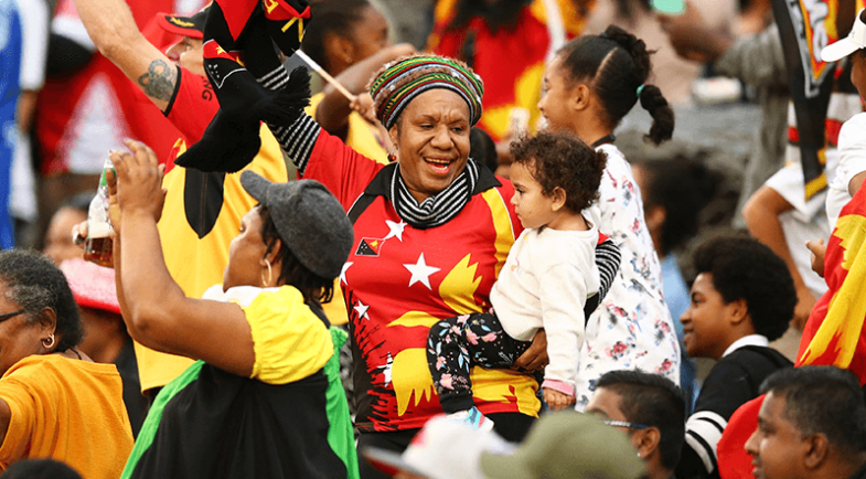 Family Friendly Ticket prices announced for RLWC 2017 in PNG.
