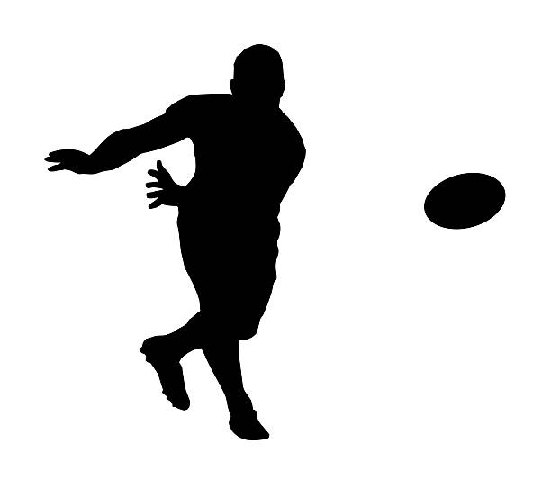 Rugby player clipart 3 » Clipart Station.