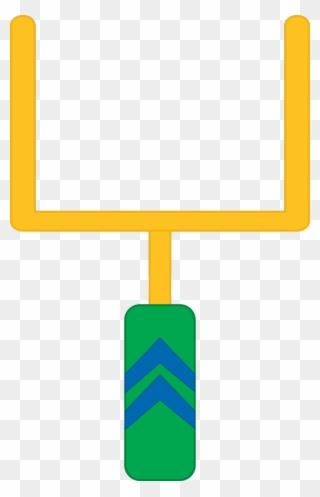 Free PNG Goal Post Clip Art Download.