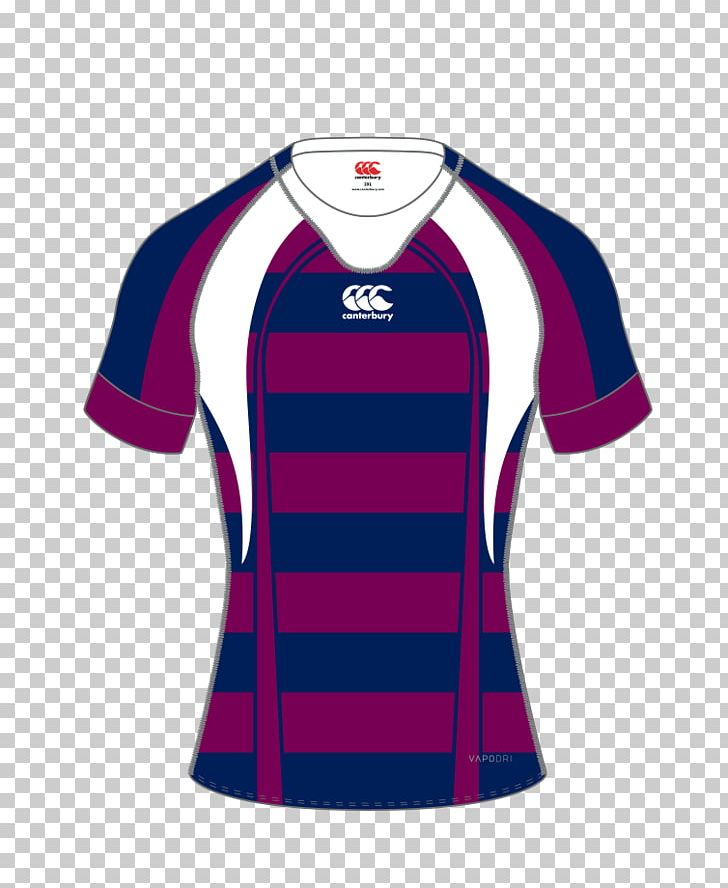 Jersey Cricket Team Rugby Shirt T.