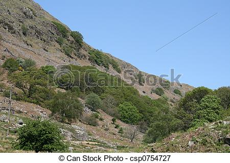 Picture of mountain scene.