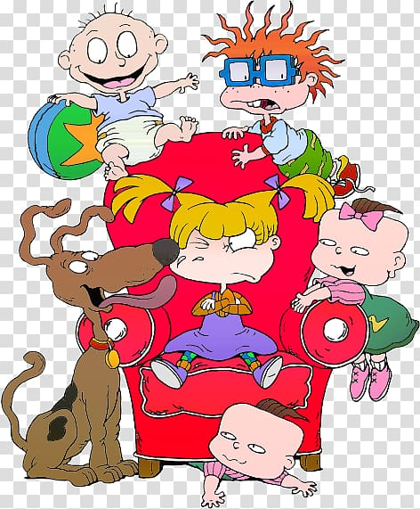 Tommy Pickles Angelica Pickles Chuckie Finster Rugrats Child.