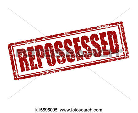 Clipart of Repossessed.