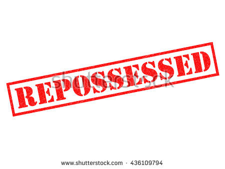 Repossessed Stock Photos, Royalty.
