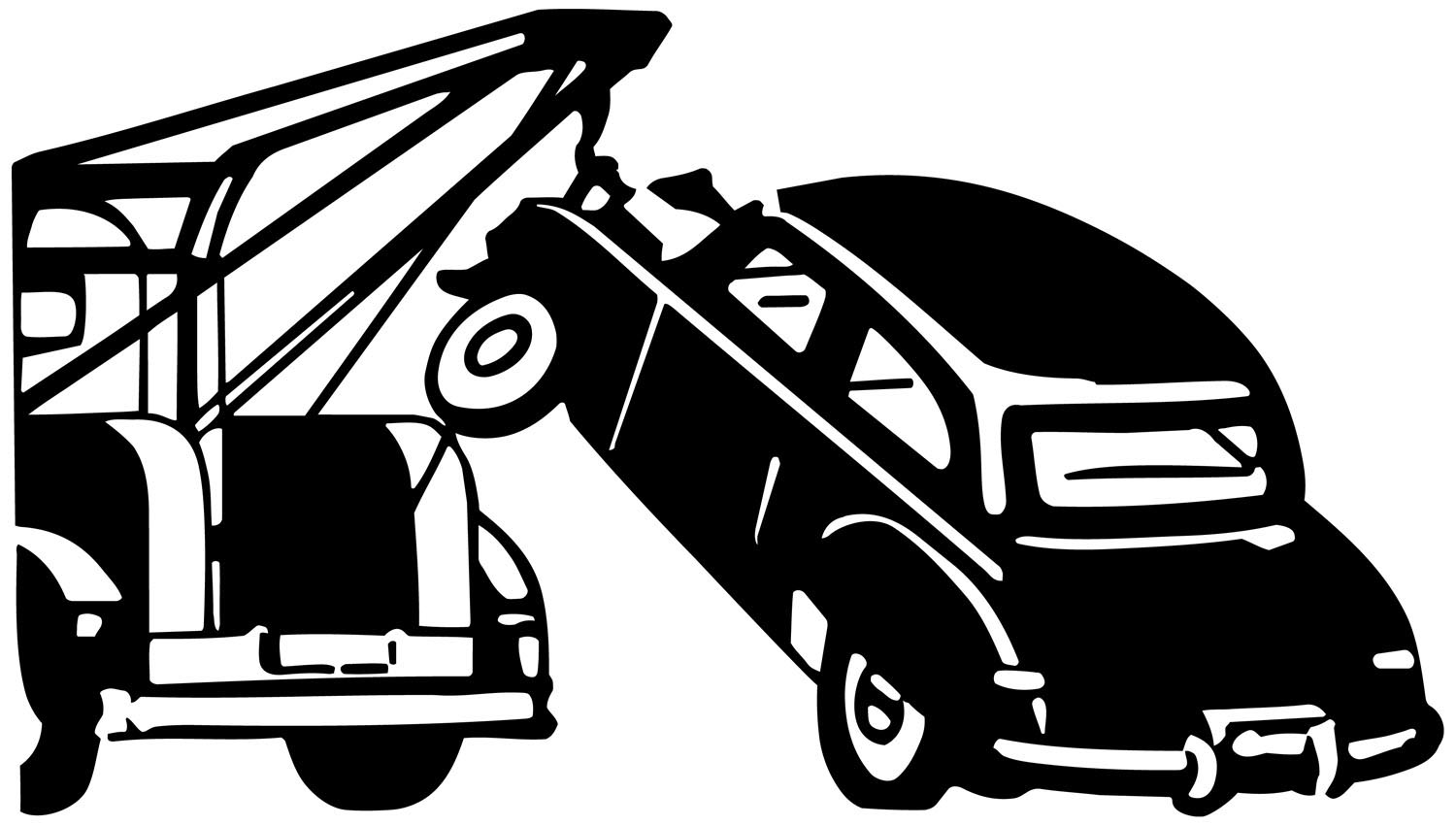 Repossessed Cars Clip Art.