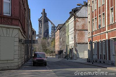 Ruhr Valley Stock Photos.