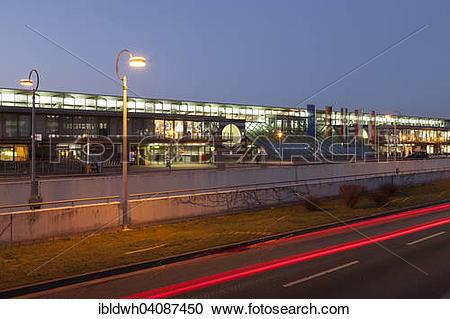 Stock Photography of Dortmund Airport 21, Dortmund, Ruhr Area.