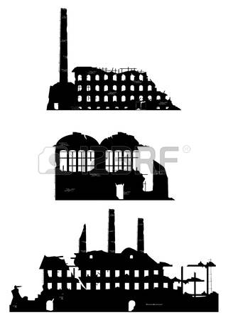 298 Ruined City Cliparts, Stock Vector And Royalty Free Ruined.