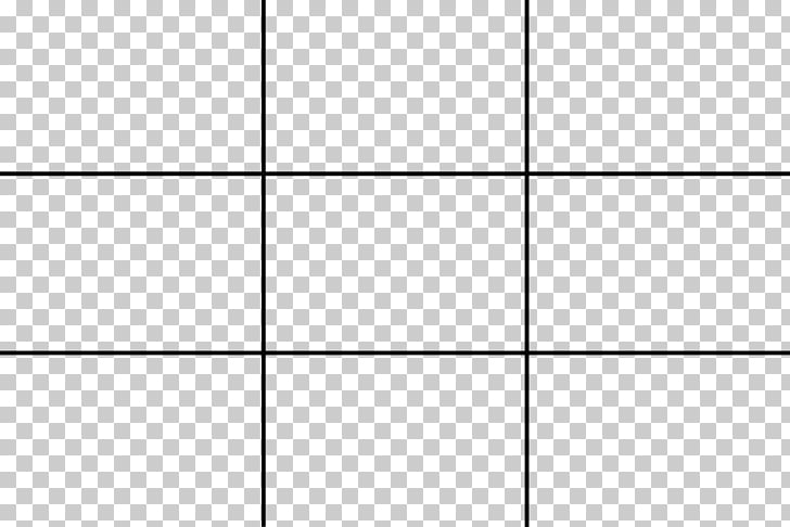 Rule of thirds Photography Composition Grid, others PNG.