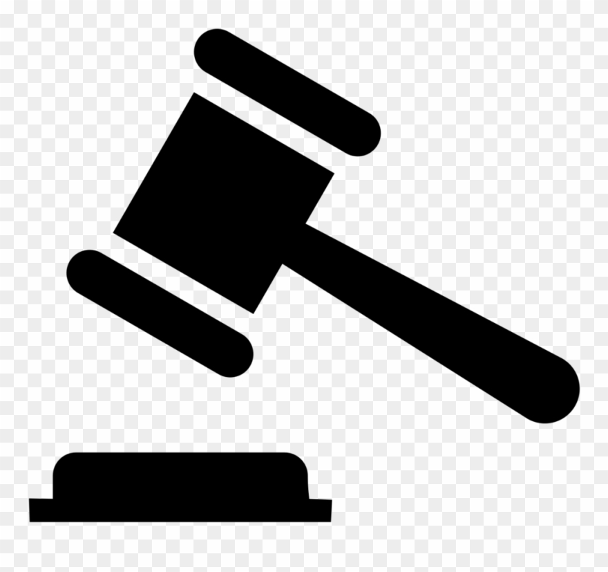 Auction Judge Rule Hammer Court Svg Png Icon Free Download.