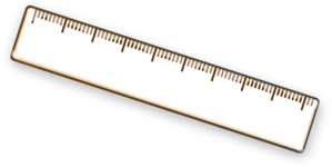 Free Ruler Clipart Black And White, Download Free Clip Art.