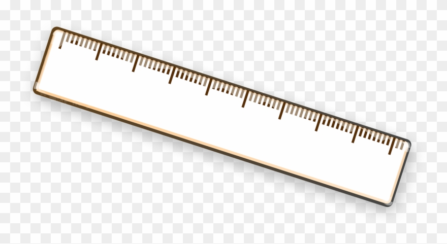 Geometry Clipart Ruler.