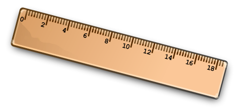 57 Free Ruler Clipart.