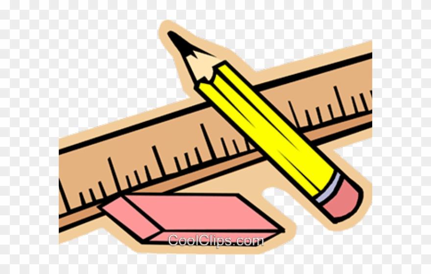 Ruler Clipart Eraser.