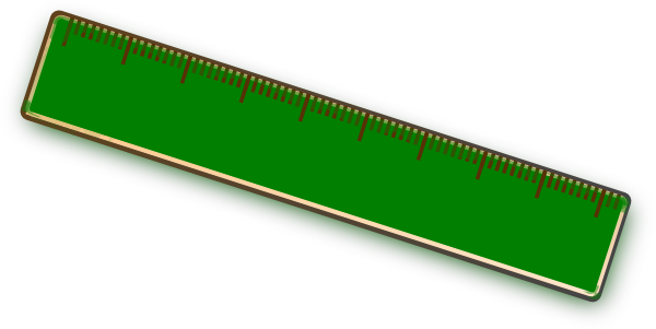 Ruler PNG, Scale Ruler, Ruler Transparent Background.