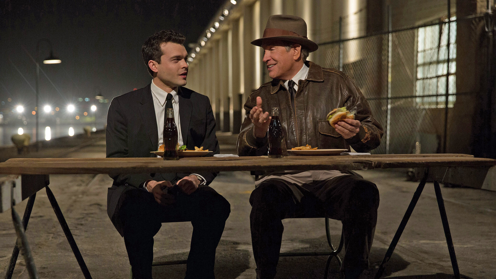 Warren Beatty's long.