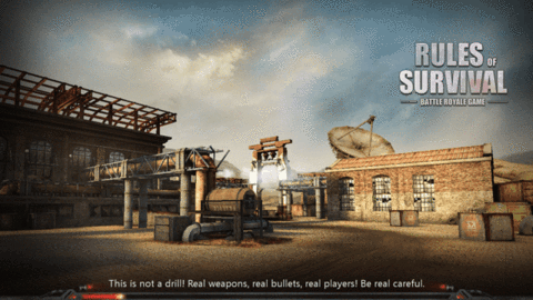 How Does It Feel Like to Play Rules of Survival with GameSir.