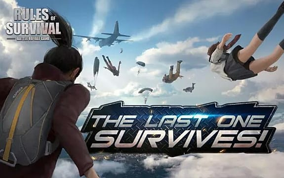 Rules of Survival Guide: The Basics of Staying Alive.