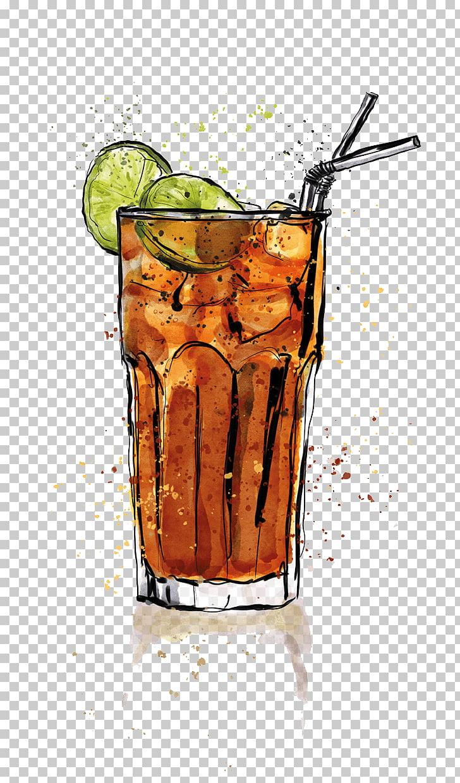 Long Island Iced Tea Cocktail Non.