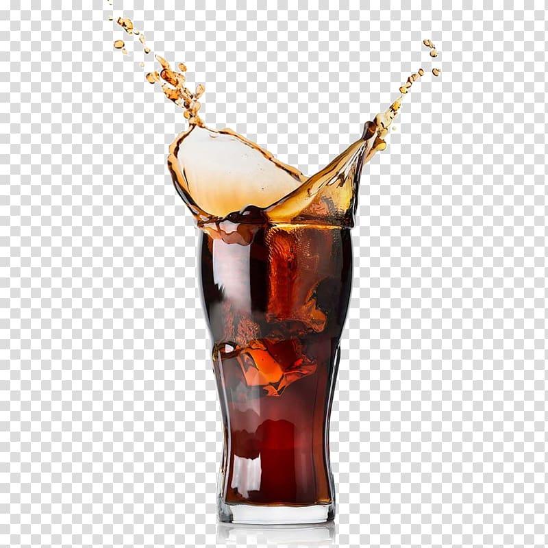 Fizzy Drinks Coca.
