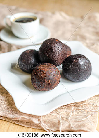 Pictures of Rum balls k16709188.