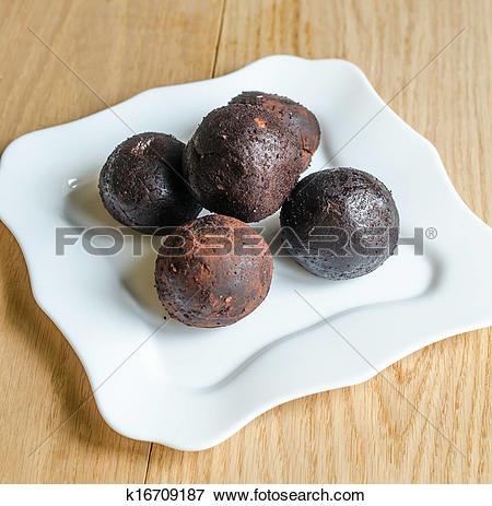 Picture of Rum balls k16709187.