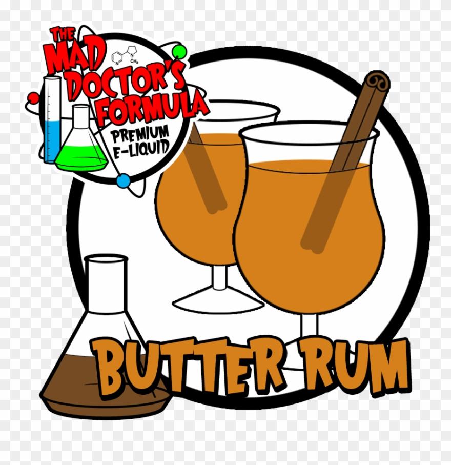 Butter Rum 30ml.