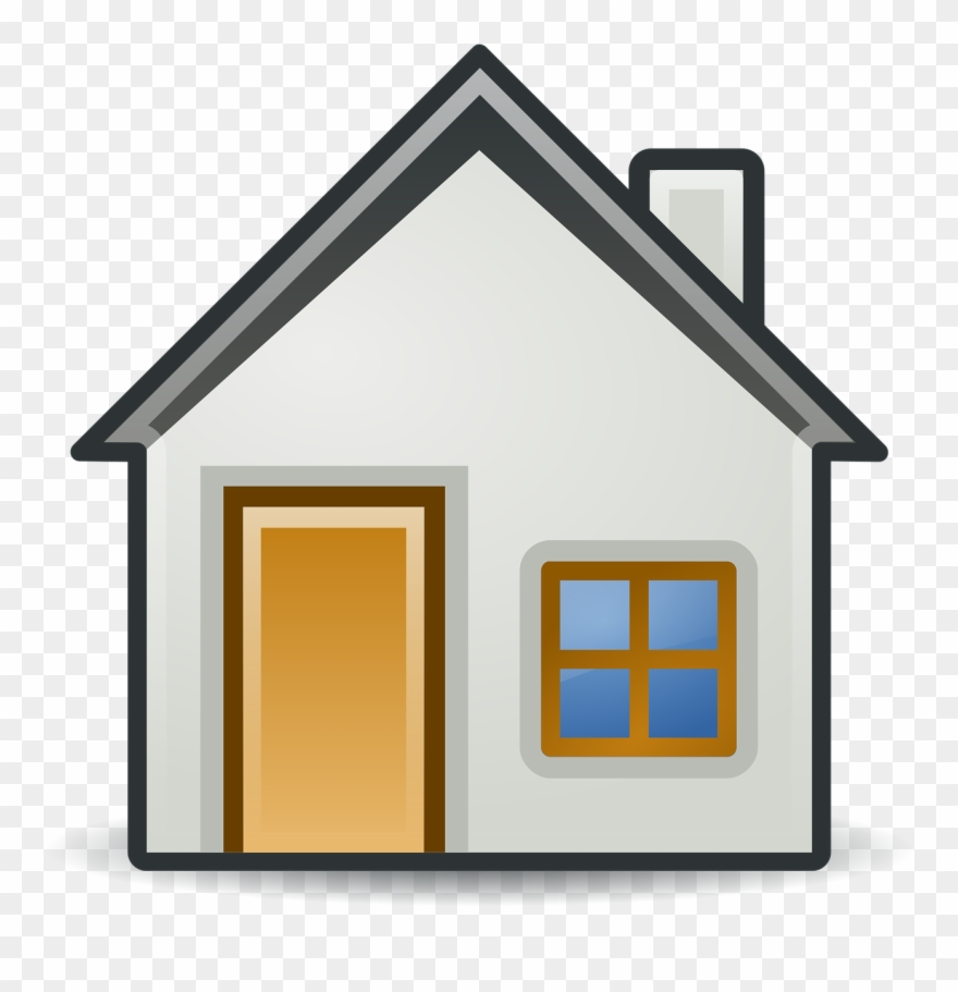 Free To Use Public Domain Houses Clip Art.